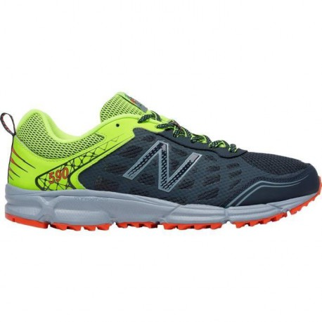 NEW BALANCE Chaussures Trail Running pour homme MT 590 V1 - Noir