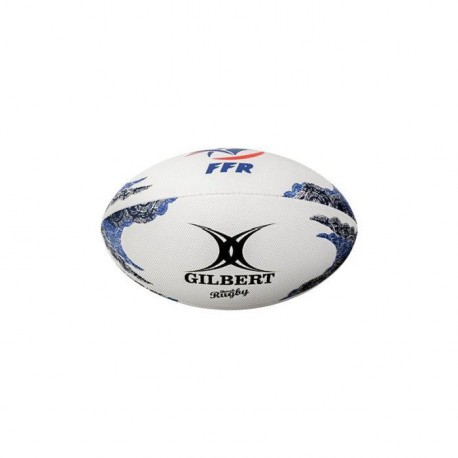 GILBERT Ballon de Beach Rugby - France - Taille 4