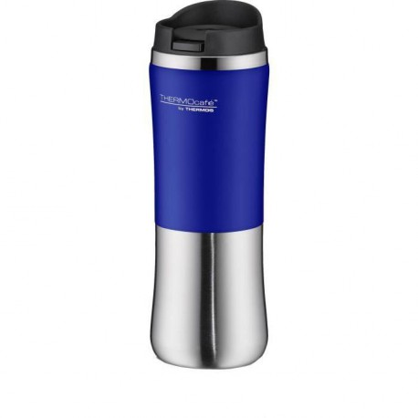 THERMOS Brilliant bouteille isotherme - 300ml - Gris / Bleu