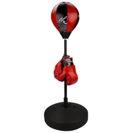Punching ball pour enfant sur pied gonflable