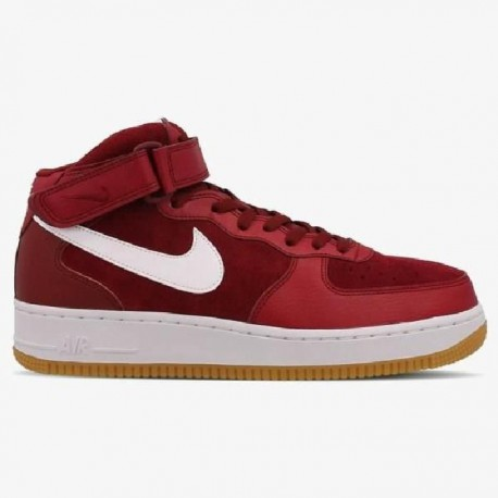 NIKE Baskets Air Force 1 Mid Chaussures Homme