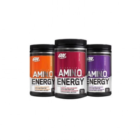 OPTIMUM NUTRITION Pot Amino Energy Cocktail de Fruits - 270g