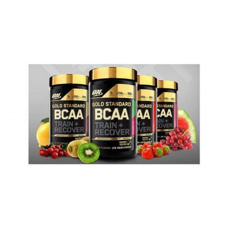 OPTIMUM NUTRITION Pot BCAA Train & Sustain Cola - 266g