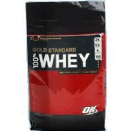 OPTIMUM NUTRITION Pot 100% Whey Gold Standard Vanille - 4,54kg