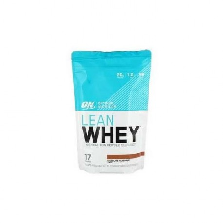 OPTIMUM NUTRITION Sachet Lean Whey Chocolate - 465g