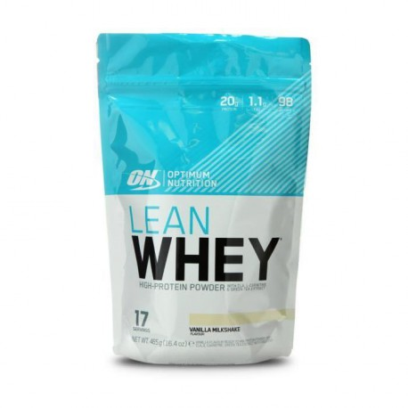 OPTIMUM NUTRITION Sachet Lean Whey Vanille  - 465g