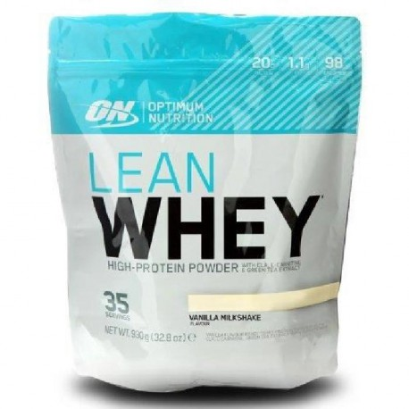 OPTIMUM NUTRITION Sachet Lean Whey Fraise - 930g
