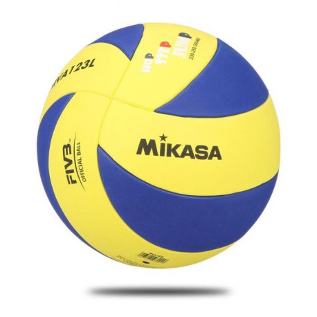 Mikasa MVA 123 SL - Ballon de volley-ball enfan...