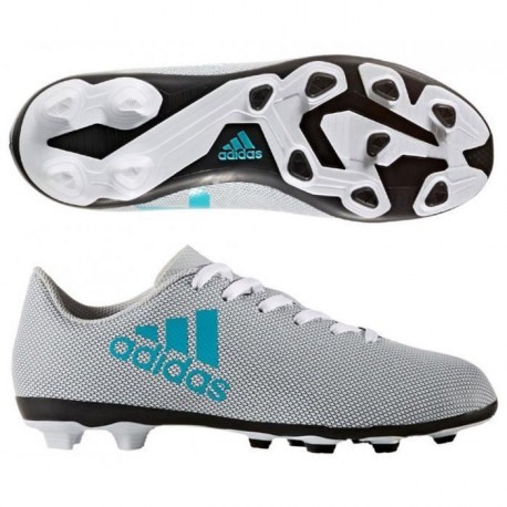 ADIDAS Chaussures de Football X 17.4 FxG Junior