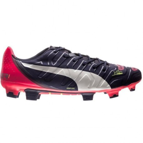 PUMA Chaussures de Football Evo Power 1.2 FG Homme