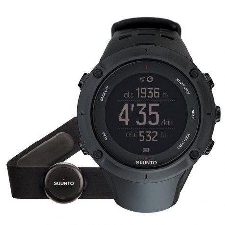 SUUNTO Montre AMBIT3 Peak Noir HR