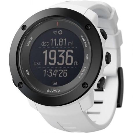 SUUNTO Montre AMBIT3 Vertical Blanc