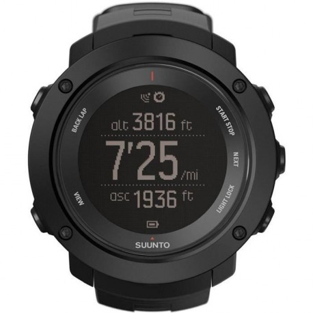 SUUNTO Montre AMBIT3 Vertical Noir