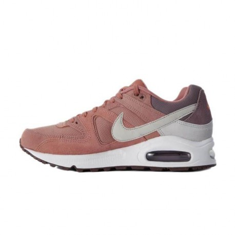 NIKE Baskets Air Max Command Rose Femme
