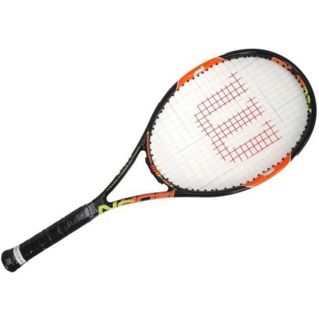 WILSON Raquette de tennis AD BURN 100 TEAM