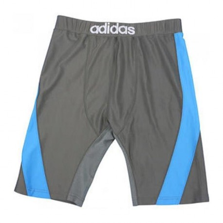 ADIDAS PERFORMANCE Short Training 5 Gris Foncé