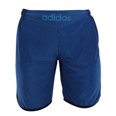 ADIDAS PERFORMANCE Short Transition Bleu