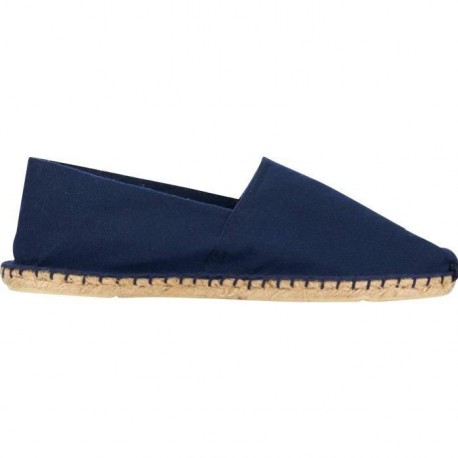 UP2GLIDE Tongs Adulte Espadrille Marine