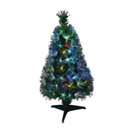 Sapin de Noël lumineux New York 125 LED 120 cm