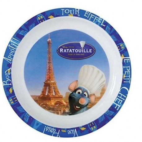 Ratatouille Assiette micro-ondable