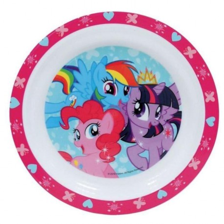 My Little Pony Assiette micro-ondable