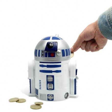 STAR WARS Tirelire R2D2