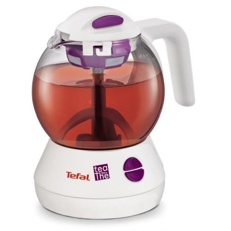 TEFAL BJ1100FR Théiere électrique Magic Tea by Thé - Blanc