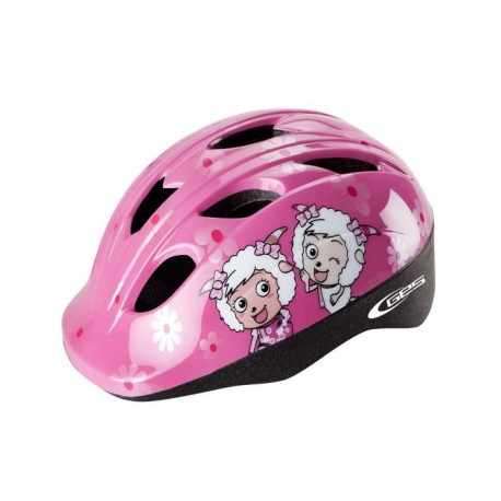 GES Casque Enfant Kid 47 / 53 Cheeky - Rose