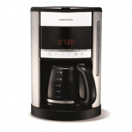 MORPHY RICHARDS M162002EE Cafetiere filtre Accents - Blanc
