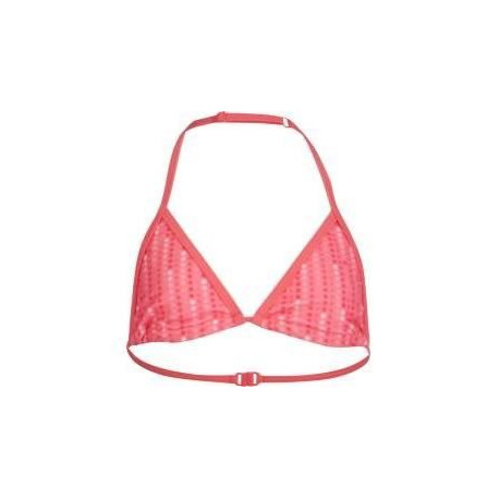 UP2GLIDE Maillot 2 Pieces Fille Chocolatine - Rose