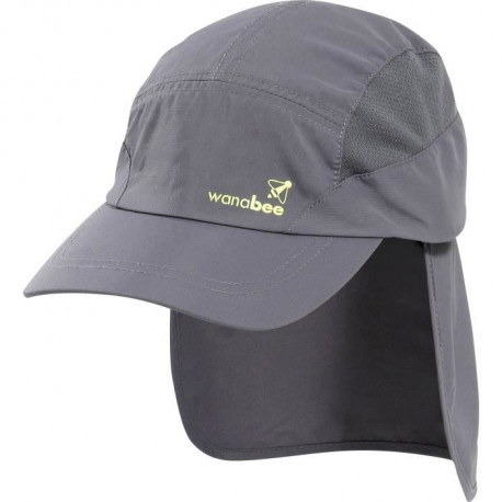 WANABEE Casquette Charpal - Gris