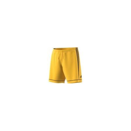 ADIDAS SQUAD 17 SHO Short de football junior - Jaune / Noir