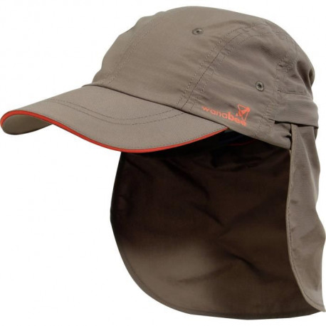 WANABEE Casquette Opus - Taupe
