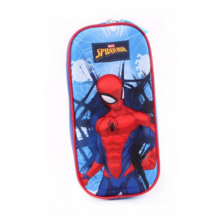 SPIDERMAN Trousse - 12cm - Navy