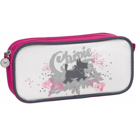 Trousse Rectangle Chipie Campus