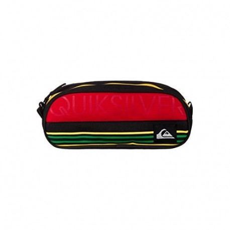 QUIKSILVER Trousse Tasman Jelly Bean - Rouge
