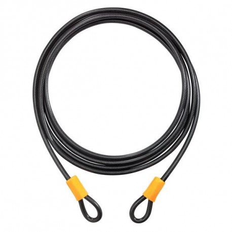 ONGUARD Antivol Vélo cable Akita Wire - 4,6M X 10 mm