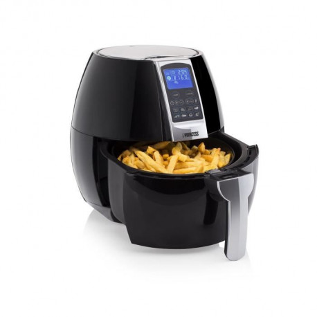 PRINCESS - Friteuse Digital Aerofryer XL - Capacité 3.2L 182020