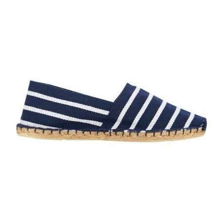 UP2GLIDE Chaussures Estivale Adulte Espadrille Ray Marine
