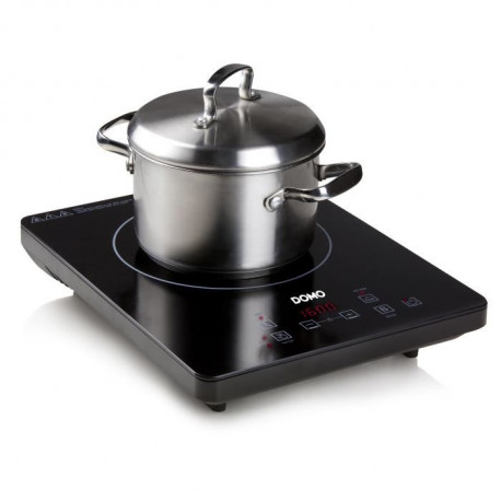 DOMO DO328IP Plaque de cuisson posable a induction - Noir