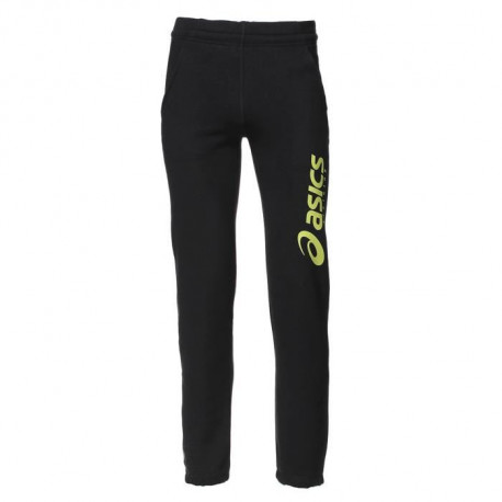 ASICS Pantalon Cuffed Knit - Noir - Mixte