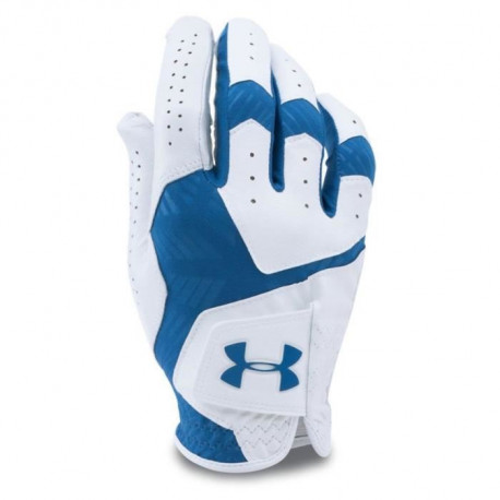 UNDER ARMOUR Gant Main Gauche Coolswitch Hybrid Blanc / Squadron Homme