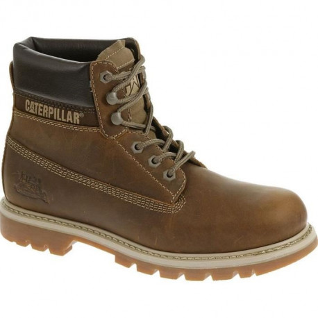 CATERPILLAR Bottines Colorado Chaussures Femme Beige fonçé