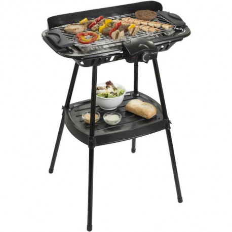 BESTRON AJA902S Barbecue-Gril sur pieds - Thermostat