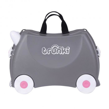 TRUNKI  Ride-on - Valise a roulettes pour enfants - Chat Benny