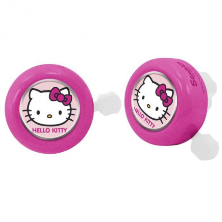 HELLO KITTY Sonnette - Métal