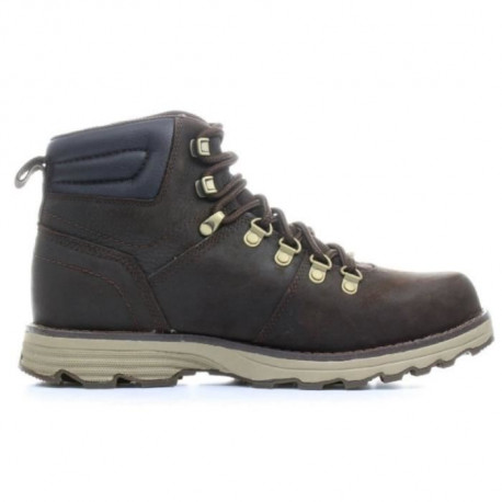 CATERPILLAR Bottines Sire Chaussures Homme Marron fonçé