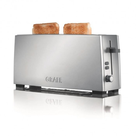 GRAEF TO90 Grille-pain ? Inox