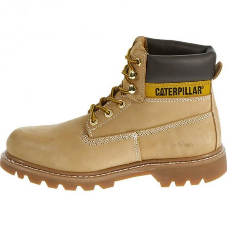 CATERPILLAR Bottines Colorado Chaussures Homme Miel