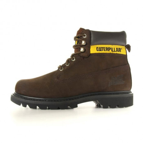 CATERPILLAR Bottines Colorado Chaussures Homme Chocolat
